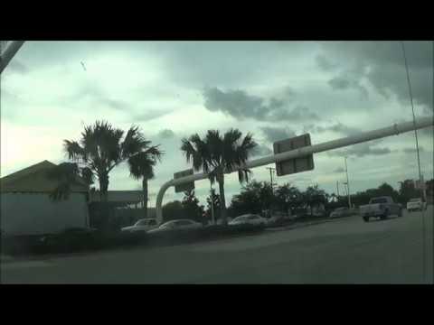Driving on U.S. Route 92 E (Tampa, FL)