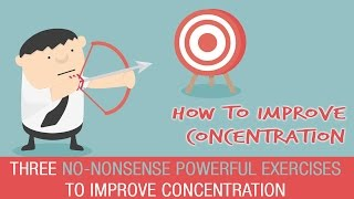 Exercises to Improve Concentration