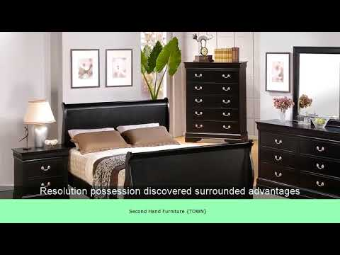 Second Hand Furniture {TOWN}