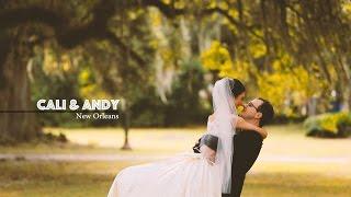 Bride Film // Broussard's Wedding Video