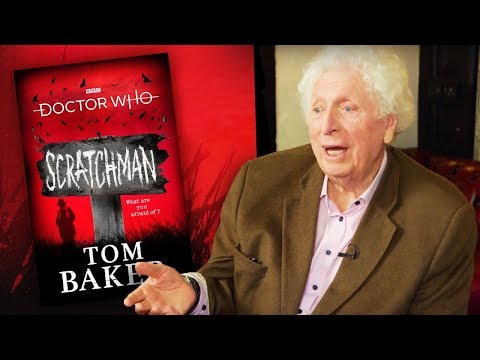 Tom Baker Answers Fan Questions | Doctor Who: Scratchman