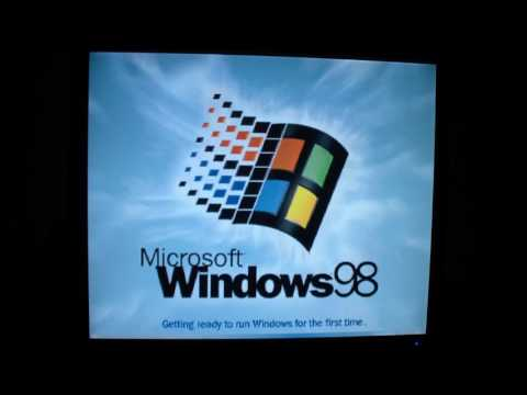 How To Install Windows 98 SE