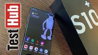 Samsung Galaxy S10 Plus | prawie idealnie