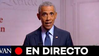 DIRECTO: Obama realiza un acto de campaña en favor de Joe Biden