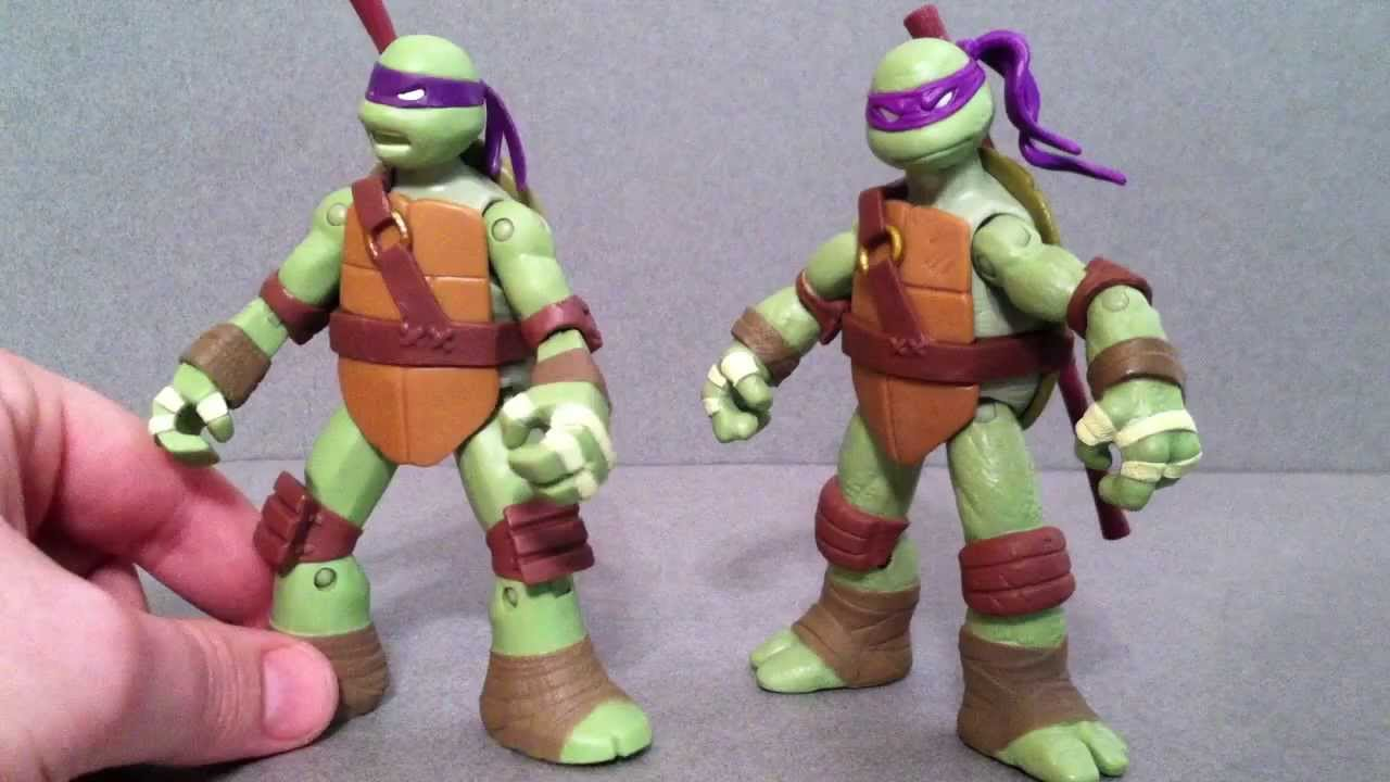 Teenage mutant ninja turtles nickelodeon donatello toy - photo#17