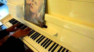 Oh You Pretty Things by David Bowie for solo piano