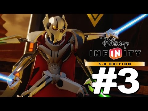 DISNEY INFINITY 3.0 TWILIGHT OF THE REPUBLIC PART 3 ★ GENERAL GRIEVOUS LET´S PLAY [HD] Deutsch