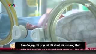 Em bé chào đời 2 tháng sau khi mẹ đẻ đã chết não