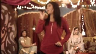 Sehrish Performing (Tujh say Chura Kay) on Indus Vision