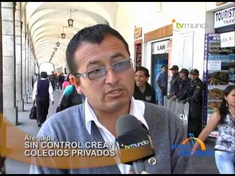 Arequipa: Colegios privados captan cada vez más a escolares de escuelas nacionales