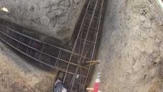 ferraillage fondations maison
