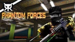BFG 50 Gameplay! ▼ Phantom Forces ROBLOX ▼
