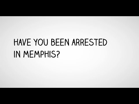 Arrested In Memphis?