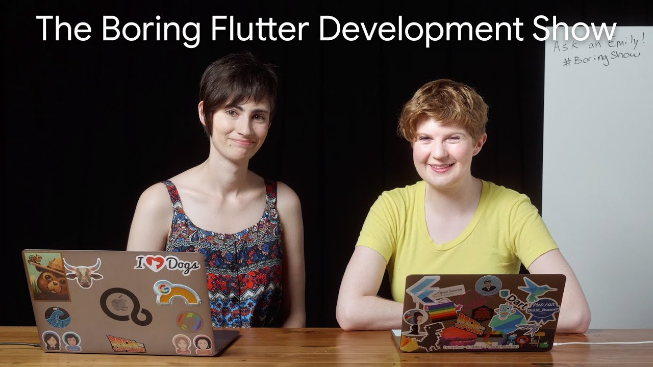 Custom Dropdowns, Filing Bugs, Working with Databases (The Boring Flutter Development Show, Ep. 27)