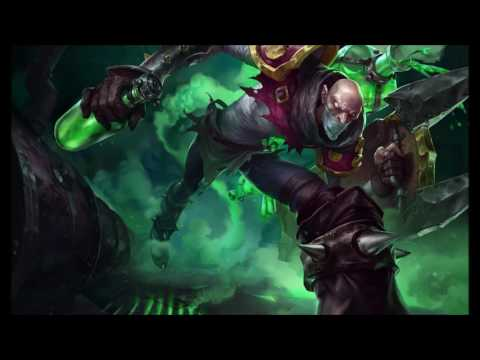Singed (Gas theme) 1h