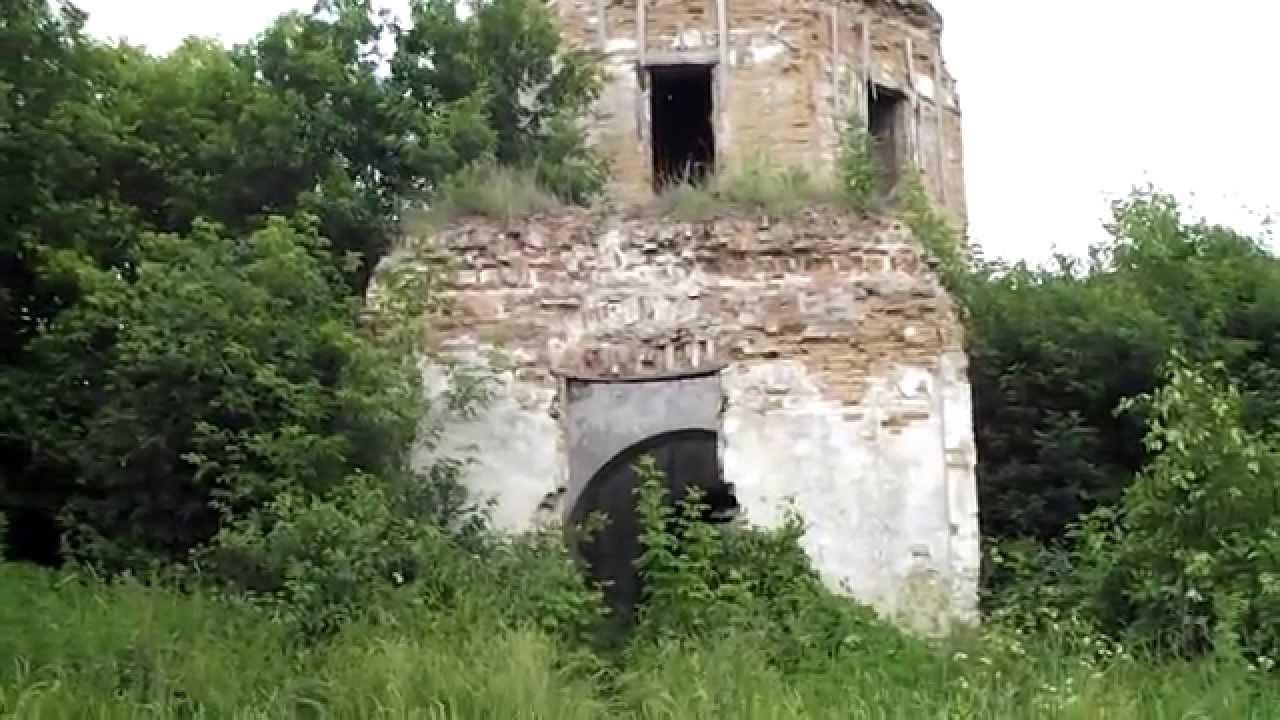 Старый оскол замок