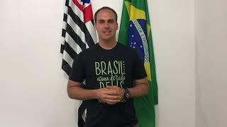Eduardo Bolsonaro: fome na Venezuela, como solucionar?