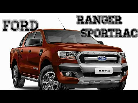 nova ford ranger sportrac 2018 informa es top sounds. Black Bedroom Furniture Sets. Home Design Ideas
