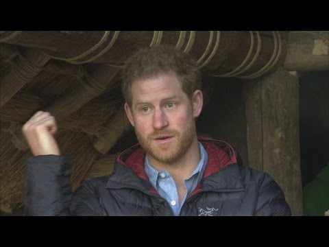 Download Youtube: Prince Harry defends veterans'