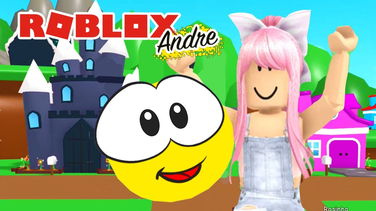 Jugando Meep City por primera vez | Roblox Andre juegos en español