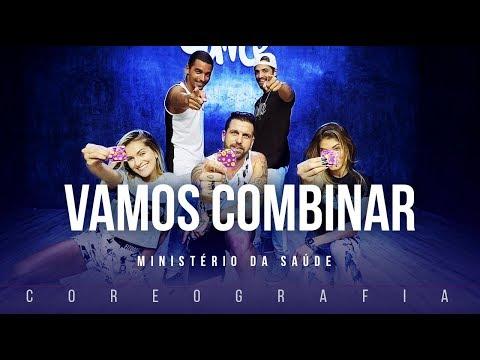 Vamos Combinar - Ministério da Saúde | FitDance TV (Coreografia) Dance Video