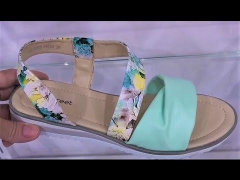 Магазин обуви ZENDEN Лето 2019🌺Летняя Коллекция ОБУВИ и СУМОК.