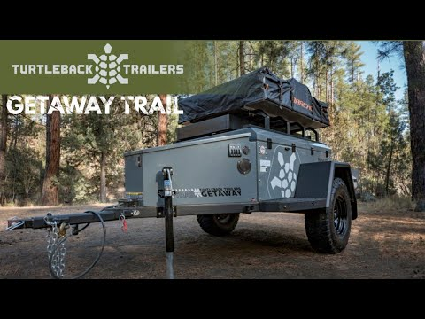Turtleback Trailers Getaway Trail - Full Walk-Through