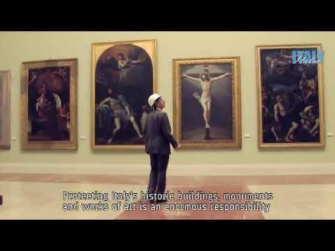 Give Bernini's masterpiece back to the world. Entra nella Storia e salva il busto del Bernini.