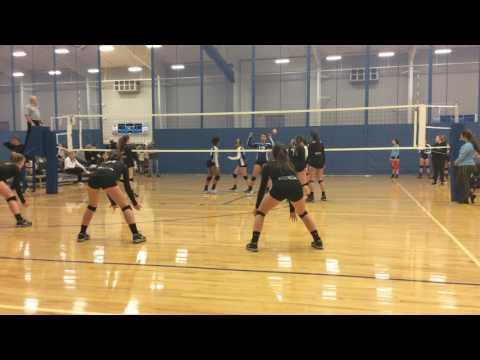 SAVL Alliance Classic Mizuno 14 vs Sports Academy Set 2