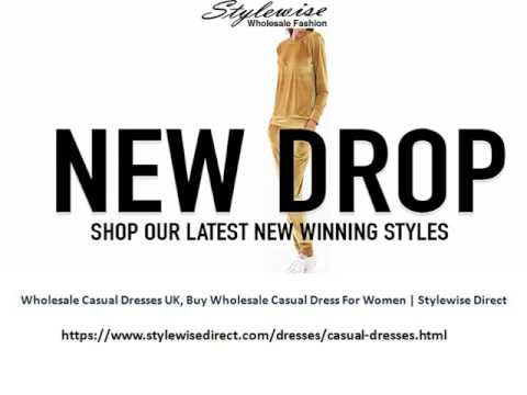 Wholesale Clothing & Fashion UK, Women's Online Fashion Distributors | Stylewise Direct