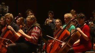 Nederlands Studenten Orkest schittert in De Oosterpoort