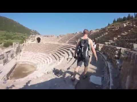 Turkey travels, Aegean Adventure 2016