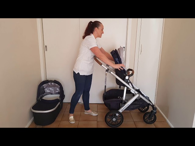 Uppababy Vista Single Mode