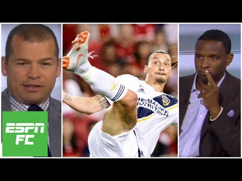 Reacting to Douglas Costa's spitting, Zlatan's Taekwondo goal, more | Extra Time | ESPN FC