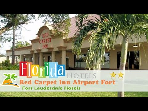 Red Carpet Inn Airport Fort Lauderdale - Fort Lauderdale Hotels, Florida