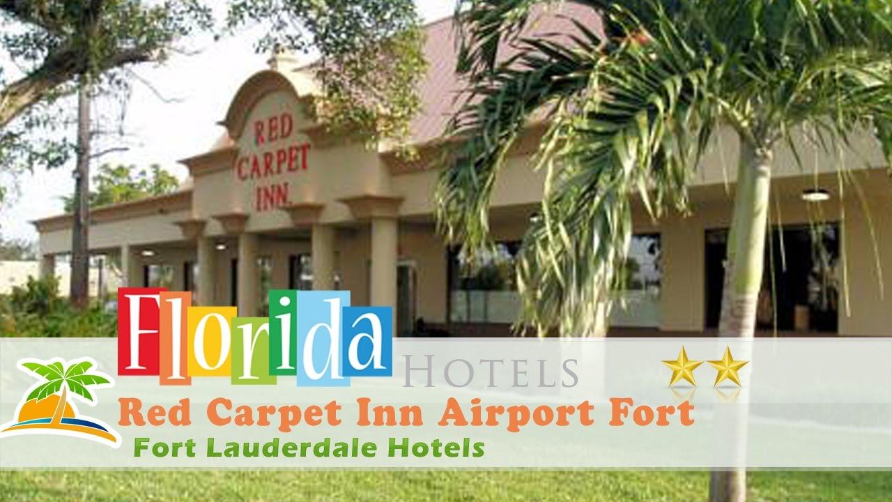 Red Carpet Inn Airport Fort Lauderdale Hotels Florida