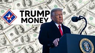 Donald Trump Raises Groundbreaking $100 Million Dollars
