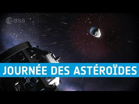 Journée des astéroïdes de l'ESA