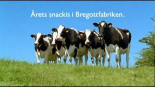 Bregott mindre - Årets snackis (2011)