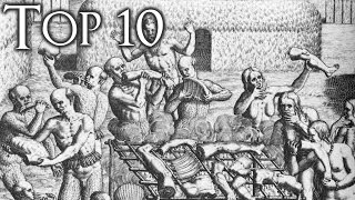 Top 10 Cannibal Facts