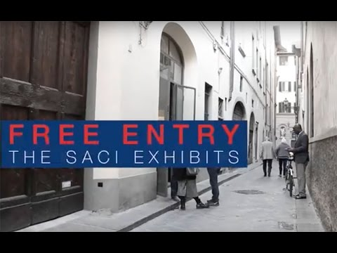 FREE ENTRY: SACI's Spring 2016 Graduate and Undergraduate Exhibitions in Florence, Italy