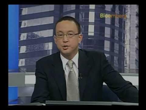 Bloomberg newscast - Christian Carnett