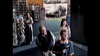 Volkswagen Jetta 1999 Commercial - Couple Return Their Adult Home Video to Blockbuster!