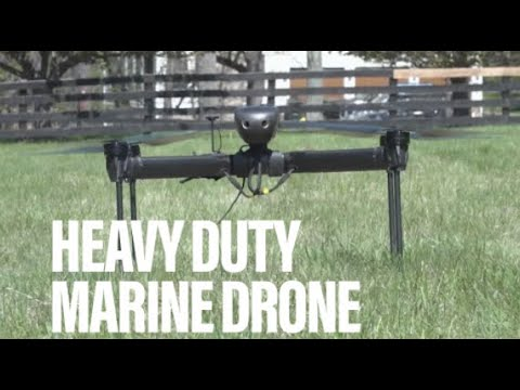 Marine Corp's new heavy-lift drone | Military Times Reports
