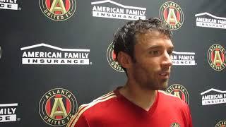 Free Kick: Atlanta United Michael Parkhurst post-New York City presser 6.9.18