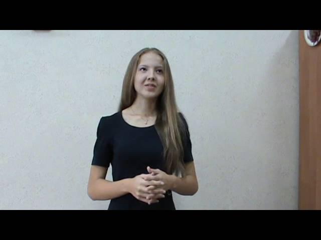 Изображение предпросмотра прочтения – МаргаритаБрянская читает произведение «Вечер» И.А.Бунина