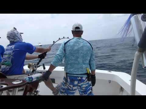 Texas offshore fishing at its best with Booby Trap Fishing Team