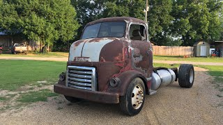 GMC H Series Cabover/COE Project Walkaround