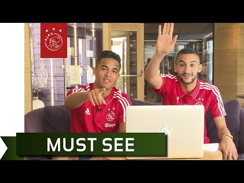 Trainingskamp Q&A met Justin en Hakim