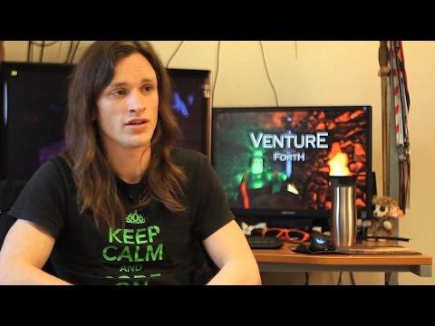 Venture Forth Kickstarter Video